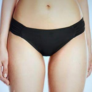 La Blanca Island Goddess Bikini Bottom- NWOT